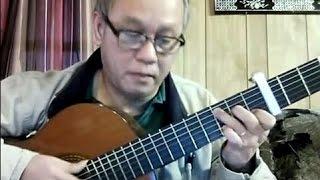 Tình Sầu (Trịnh Công Sơn) - Guitar Cover by Hoàng Bảo Tuấn