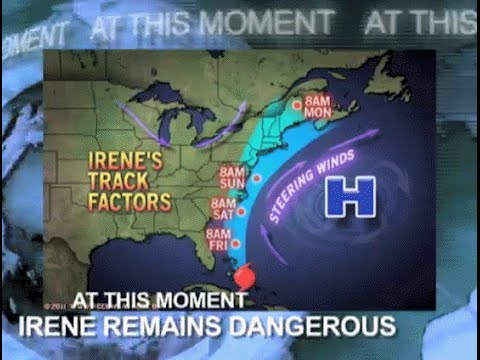ARCHIVES: AccuWeather Coverage of Hurricane Irene 2011