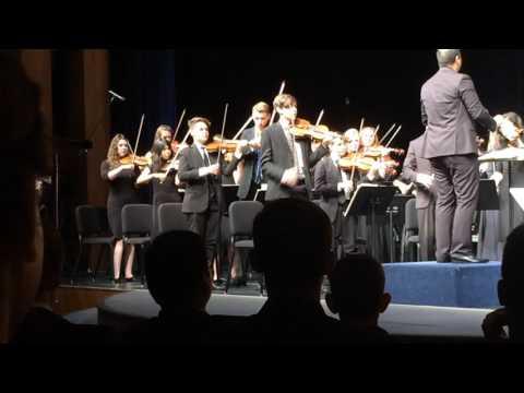 Pensacola Christian College Music Academy Gala Concert   Orchestra