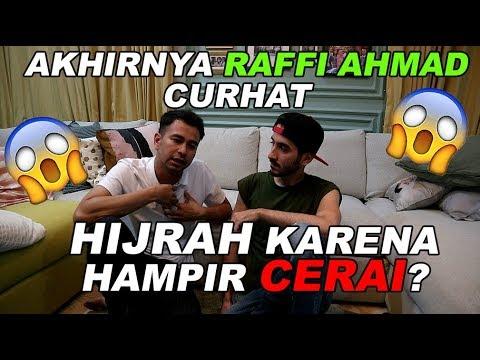 Raffi Ahmad Hijrah karena Masalah Keluarga?