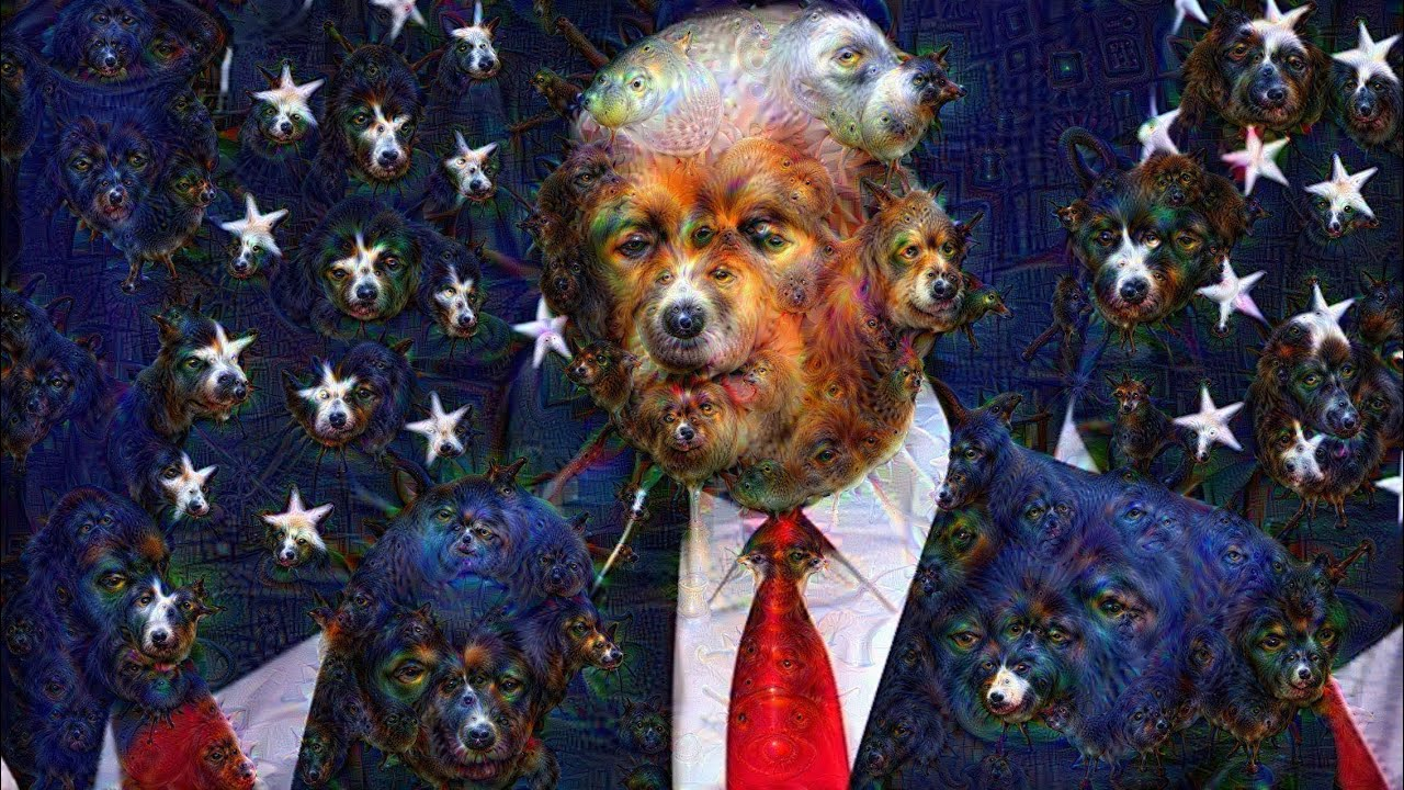 What a Donald Trump speech looks like filtered through ...