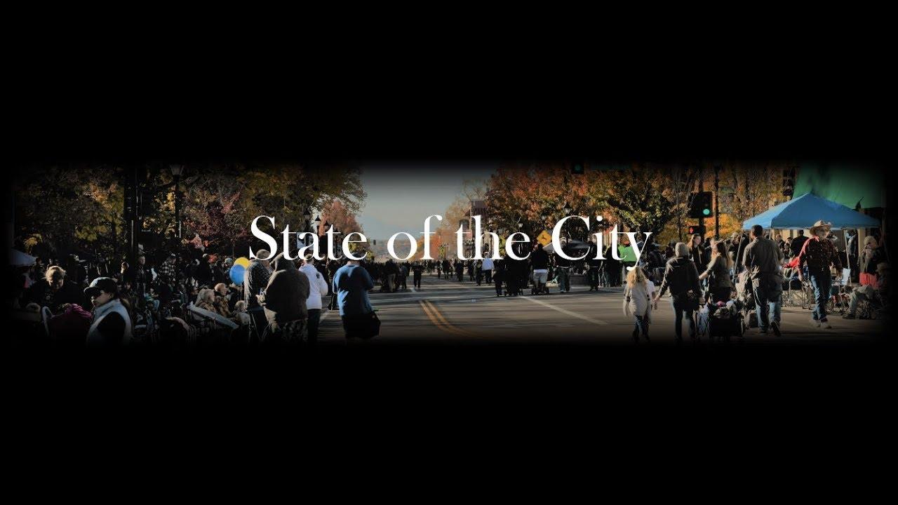 Carson City Mayor presents 2018 State of The City address