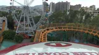 Roller Coaster - Qiushuishan Park