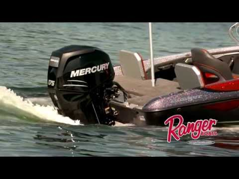 2016 Ranger Boats 190LS Reata 19' Fish & Ski