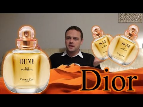 """Christian Dior """"DUNE"""" Fragrance Review"""