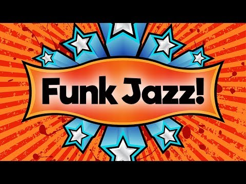 Funk Jazz • Funky Smooth Jazz Saxophone Music • Upbeat Jazz