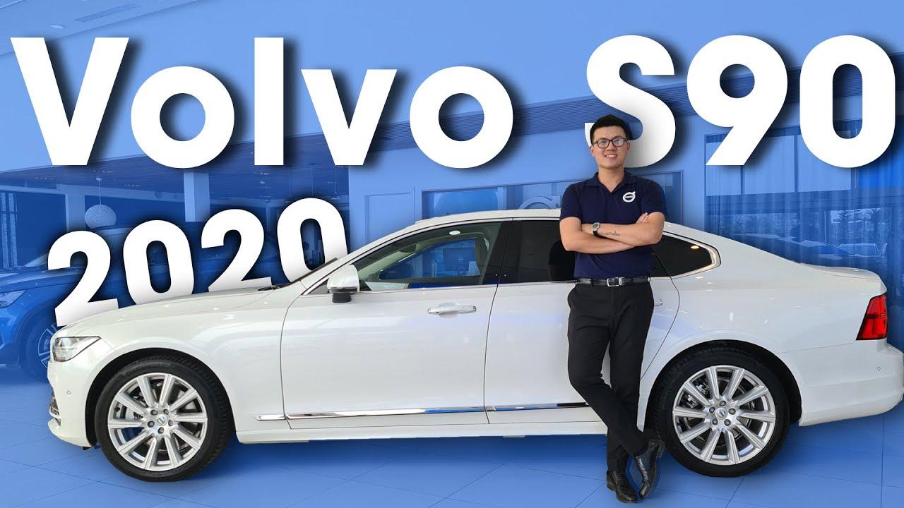 ĐÁNH GIÁ CHI TIẾT: Volvo S90 Inscription 2020 nhập khẩu Malaysia ĐẦU TIÊN TẠI VIỆT NAM