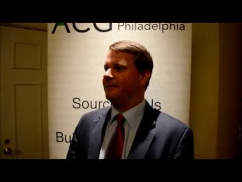 Jeff Larsen Talks About Philadelphia's Vibrant Deal Community