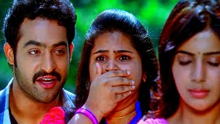 Junior NTR was teasing Samantha in college then see what happened. mar mitenge 2 best comedy video
