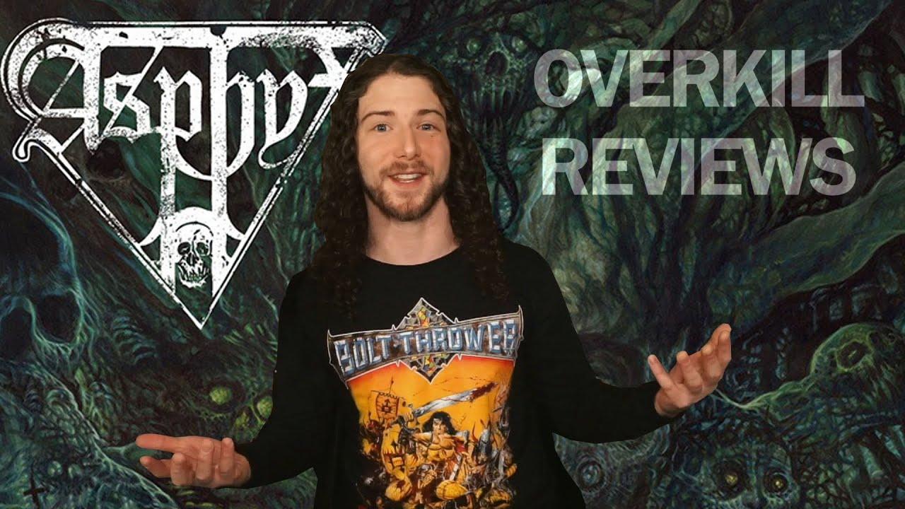 ASPHYX Necroceros Album Review | BangerTV