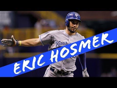 Eric Hosmer 2017 Highlights [HD]