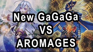New GaGaGa VS Aromages (Full Match)