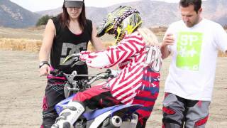 DC SHOES: 2ND ANNUAL WOMEN'S RIDE DAY HOSTED BY JOLENE VAN VUGT