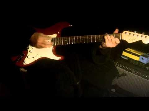 Ye mera deewanapun hai Guitar Instrumental .