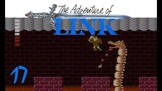 Zelda II: The Adventure of Link #17 Vom Lava-Boss ins Lava-Gebiet [Blind/German/Let