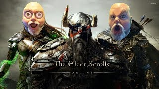 Elder Scrolls Online - ULTRA High Graphics - NOOB - Just learning the game - Chill Stream