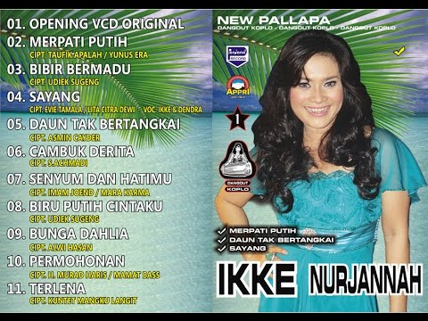 Ikke Nurjanah - New Pallapa - Merpati Putih [ Official ]