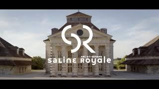 La Saline Royale d'Arc-et-Senans vous présente UN CERCLE IMMENSE