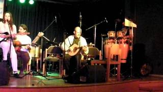 Ecletica with Patrick McMullan - The Little Beggarman - Fonó, 7 May 2011