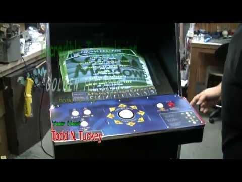 #281 Incredible Technologies GOLDEN TEE GOLF 2005 like new! TNT Amusements