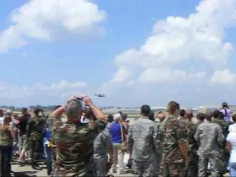 131st Missouri Air NG Farewell