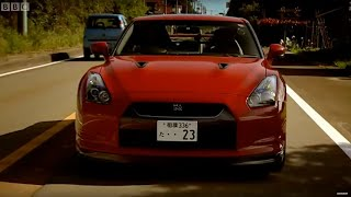Nissan GTR vs Bullet Train: Race Across Japan Part 1 (HQ) - Top Gear - BBC