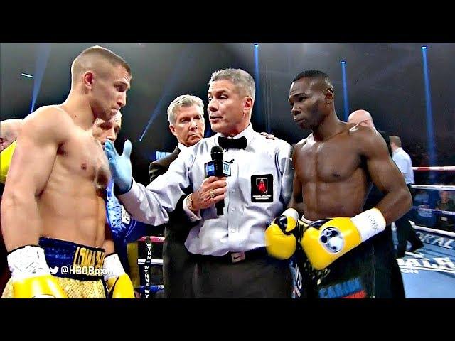 Vasyl Lomachenko vs Guillermo Rigondeaux | TOTT HD