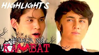 Iking tries to figure out the truth from Mateo | Hiwaga Ng Kambat