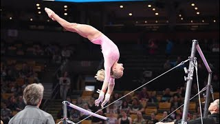 Best E-Scores of 2019 - Uneven Bars - WAG