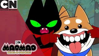 MaoMao: Heroes of Pure Heart | Get Ready For Bao Bao  | Cartoon Network UK