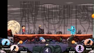 TORCHE vs ROBOTS (16-Bit Video Game Contest Teaser)