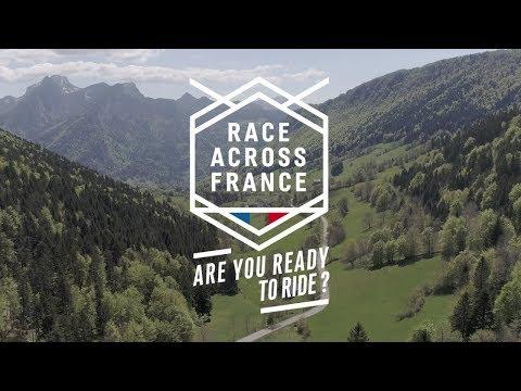Race Across France 2018 Trailer