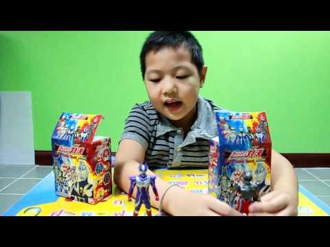 Ultraman Toy Review - รีวิวของเล่น อุลตร้าแมน