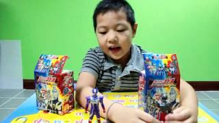 รีวิวของเล่น อุลตร้าแมน - Ultraman Toy Review