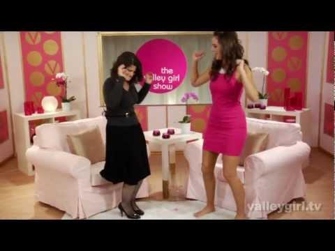 "Astia CEO Sharon Vosmek talks about Female Entrepreneurism on ""Valley Girl Show"" with Jesse Draper"