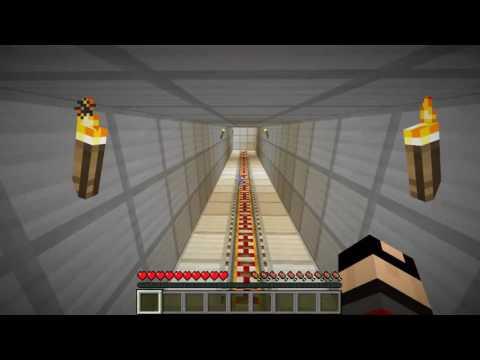 Minecraft карта Metro 2033