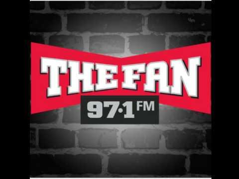 Daniel On WBNS FM