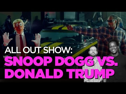 Snoop Dogg Vs. Donald Trump Debate