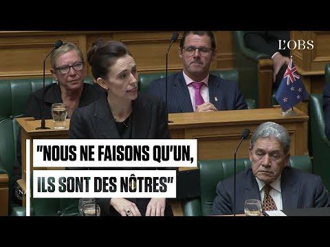 Le discours inspirant de Jacinda Ardern, Première ministre de Nouvelle-Zélande