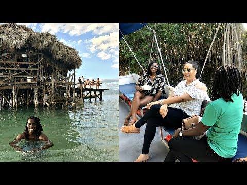 JAMAICA: Black River Safari & Floyd's Pelican Bar  [JBJ Dance Break]