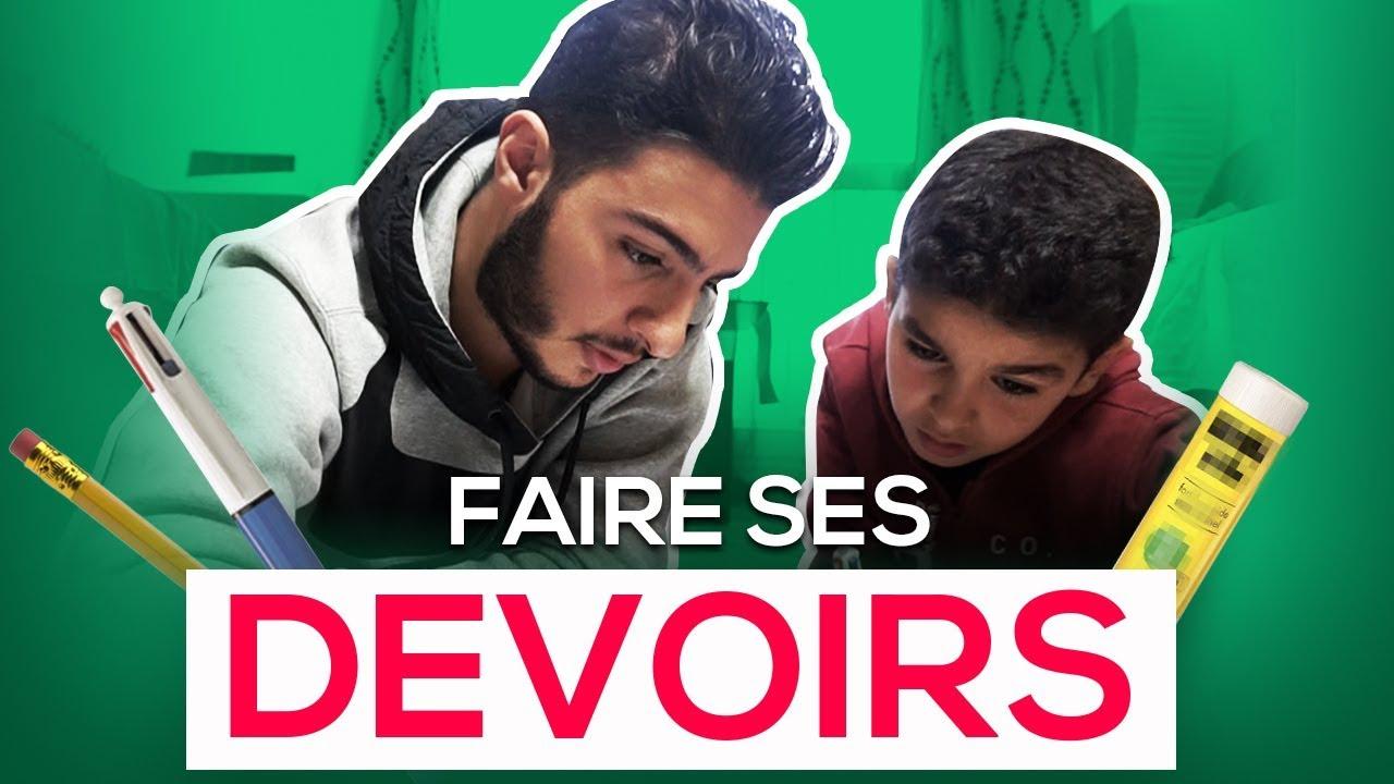 FAIRE SES DEVOIRS - FAHD EL