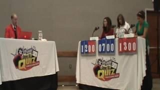 """""""Showbiz Quiz"""" College Game Show Promo Video"""