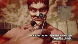 Attack on Titan - Decisive Battle Signal Gameplay