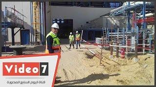 استعداد محطة البرلس لضخ 800 ميجاوات بشبكة كهرباء مصر