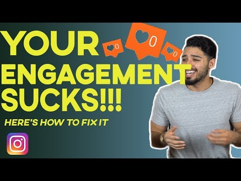 How To Increase Instagram Engagement 2018