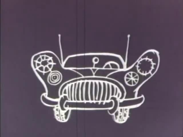 VW - 1966 TV Commercial