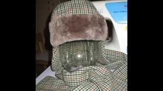 Пошив мужской зимней шапки с отворотом - sigolki.com(Пошив мужской зимней шапки с отворотом, мехом и карманом. Пошаговая инструкция на http://sigolki.com/, 2013-11-20T22:25:19.000Z)