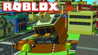 Eating The ENTIRE World - Roblox Hole Simulator | JeromeASF Roblox