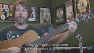Guitar Lessons - You and Me by Lifehouse - cover chords lesson Beginners Acoustic songs