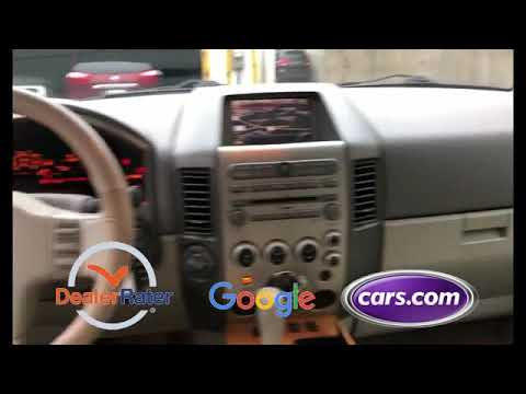 Used 2004 INFINITI QX56 5N3AA08C74N802315 Huntington Station, Melville, Commack, Huntington